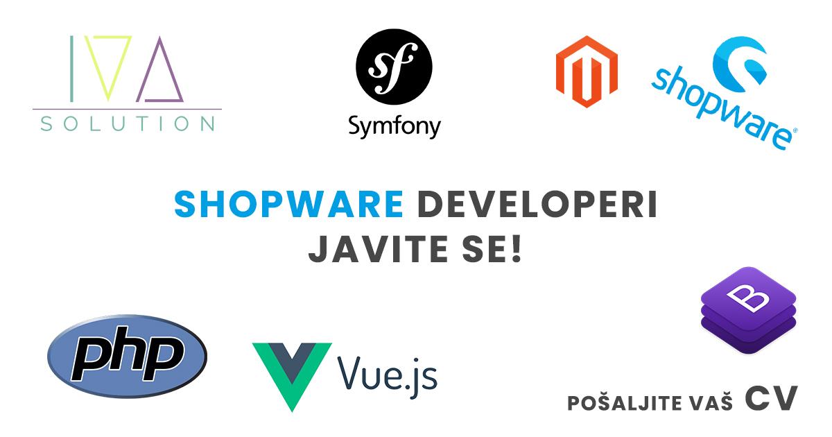 shopWare developer